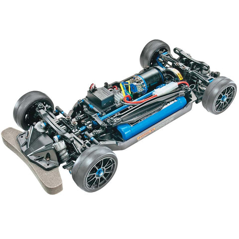 TAMIYA TT02R Chassis Kit  Limited Edition 1/10 Scale, 4WD