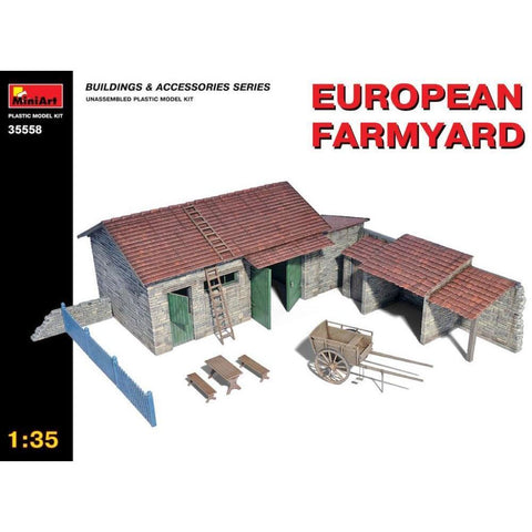MINIART European Farmyard