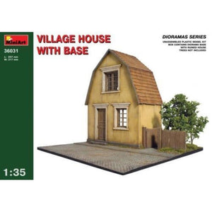 MINIART 1/35 Village House with Base