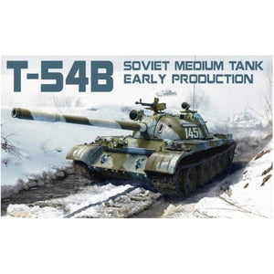 MINIART Soviet Medium Tank T-54B (Early Production) Interio