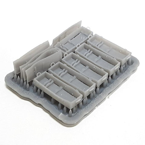 Hearns Workshop Seconds 1/48 German 75mm KwK 42 crate set (6)