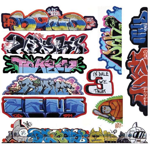 BLAIR LINE HO Graffiti Decal Mega #14 (10)