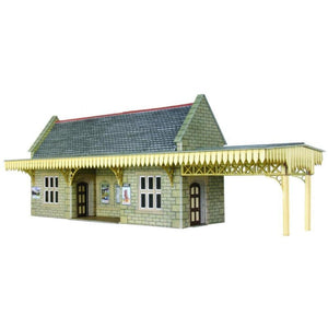 METCALFE Wayside Station Shelter HO Scale