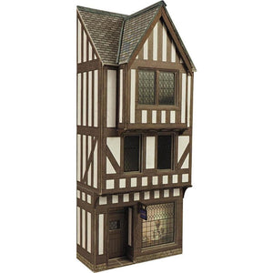 METCALFE Low Relief Timber Framed Shop HO Scale