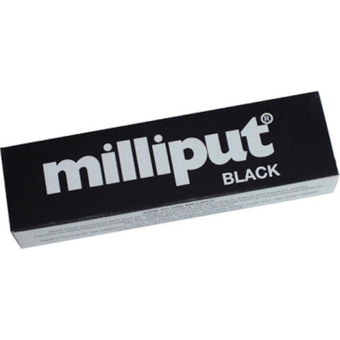 MILLIPUT Black 2-Part Epoxy Putty