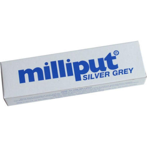 MILLIPUT Silver / Grey 2-Part Epoxy Putty