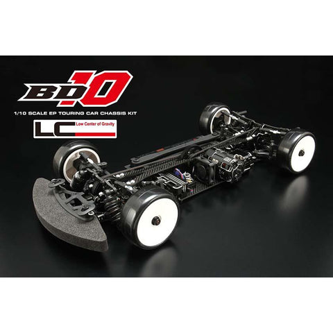 YOKOMO 1/10  EPBD10LC Competition Touring Car Kit 2021