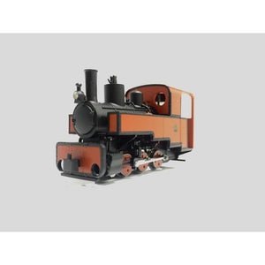 MINITRAINS OO9 Decauville 0-6-0 Loco - Red (MT-1082)
