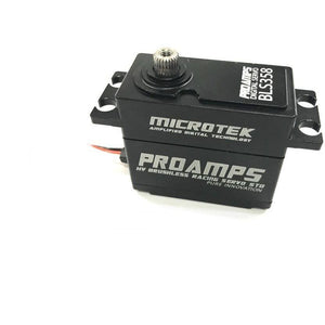 Pro Amps BLS358 STANDARD PROFILE DIGITAL BRUSHLESS SERVO HV (PA-BLS358)