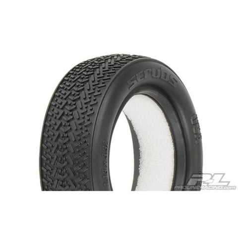 "PROLINE Scrubs 2.2"" 2WD X2 (Medium) Off-Road Buggy Front Ti"