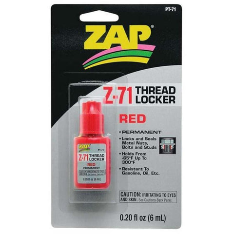 ZAP Z-71 Super Thread Locker