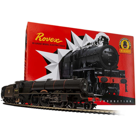 Image of HORNBY OO - Celebrating 100 Years of Hornby Train Set, Centenary Year Limited Edition - 2020
