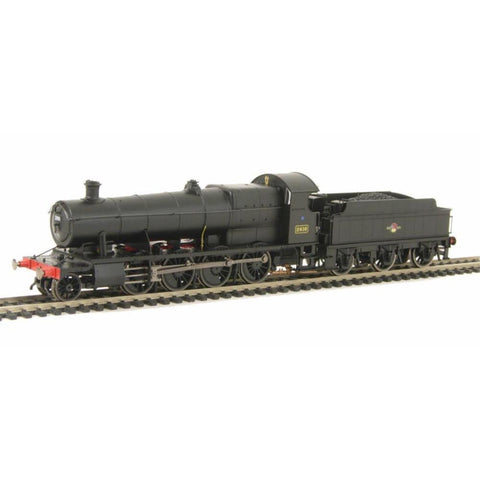 HORNBY 2800 class 2-8-0 2810 in BR Black with late logo