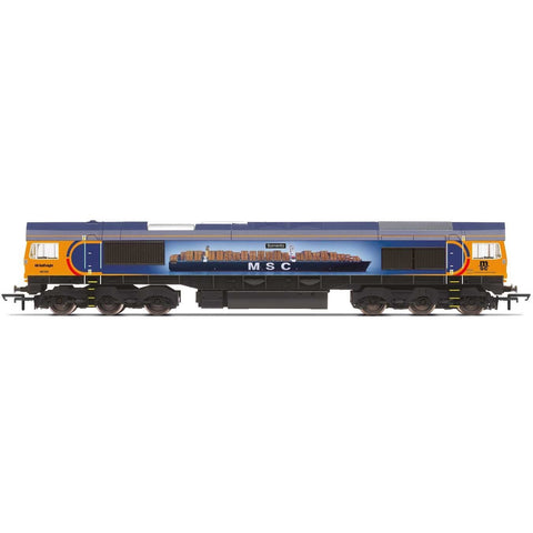 HORNBY GBRf, Class 66, Co-Co, 66709 'Sorrento' - Era 10