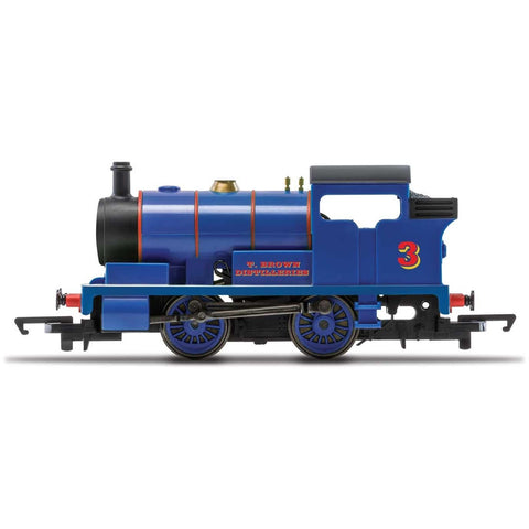 HORNBY PO, T. Brown Distilleries, 0-4-0T, No. 3 - Era 3