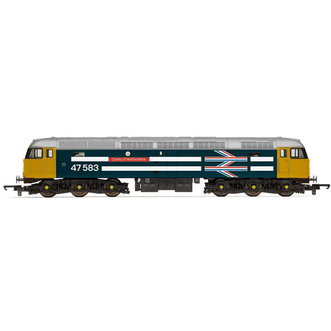 HORNBY BR, Class 47, Co-Co, 47583 'County of Hertfordshire'