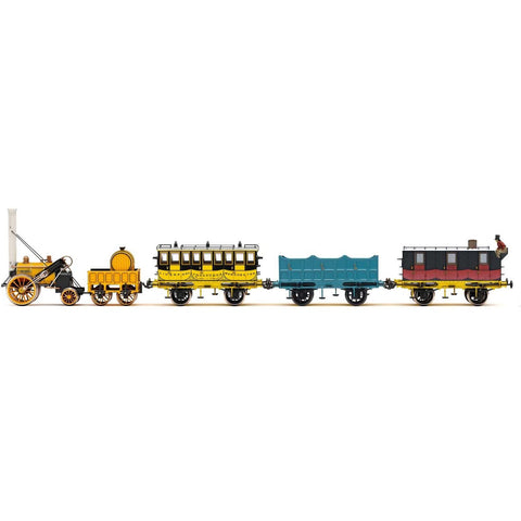 HORNBY L&MR, Stephenson's Rocket Royal Mail Train Pack - Er