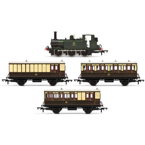 HORNBY GWR, Terrier Train Pack - Era 3