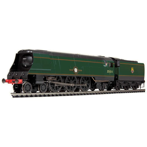 HORNBY BR, Merchant Navy Class, 4-6-2, 35011 'General Steam