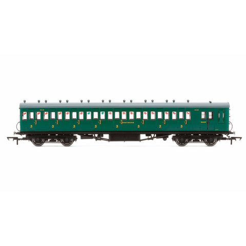 HORNBY OO SR 58' Maunsell Rebuilt (Ex-LSWR 48') Eight Compartment