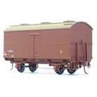 STEAM ERA MODELS HO - R5 VIC T Iced Van