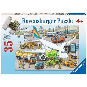 Rburg - Busy Airport Puzzle 35pc