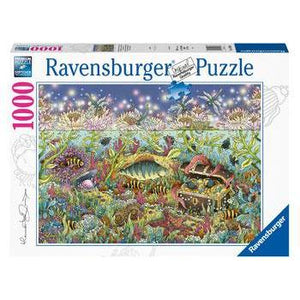 Rburg - Underwater Kingdom at Dusk 1000pc