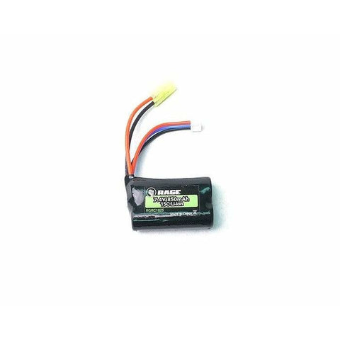 RAGE RC R18MT 1/18 BATTERY 850MAH