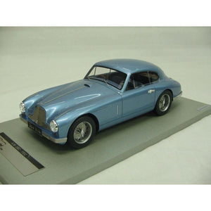 TECNOMODEL 1:18 Aston Martin DB2 coupe' 1950 Light Metallic