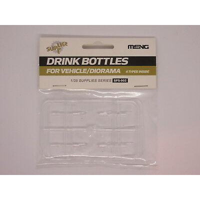 MENG 1/35 Drink Bottles (4 Types)