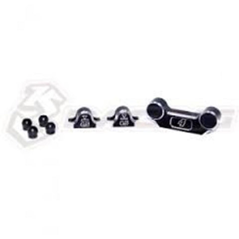 3RACING Aluminum Front Suspension Mount & Separate Suspensi