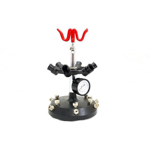 Image of NINESTEPS Airbrush hub and holder(up to 8)