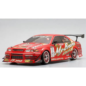 YOKOMO Team22 FNATZ JZX100 Mark2 Body Set (SD-SDSA)