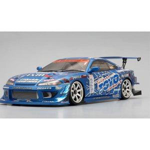 YOKOMO Team TOYO with GP SPORTS S15 SILVIA Body Set (SD-TY1