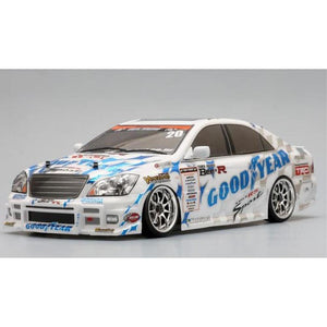 YOKOMO GOODYEAR Racing ZERO CROWN Body Set (SD-ZCRSA)