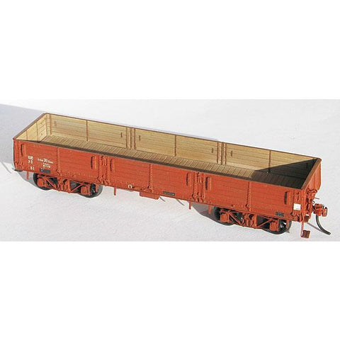 STEAM ERA MODELS HO - QR Bogie Open Wagon w/Plate Frame Bogies