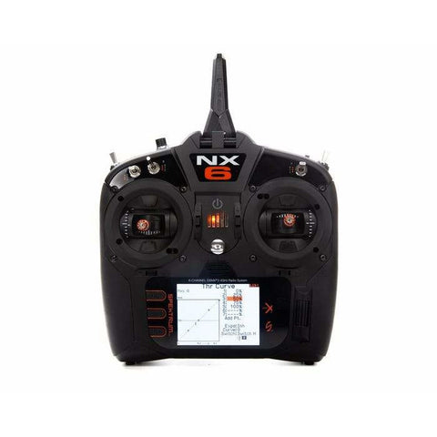 Image of SPEKTRUM NX6 6-Channel DSM-X Transmitter Only, Mode 2
