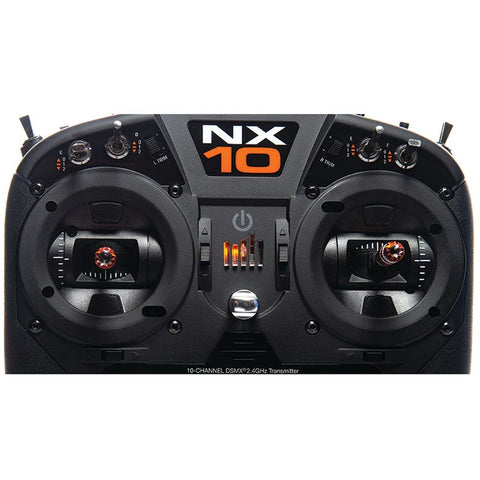 Image of SPEKTRUM NX10 10-Channel DSM-X Transmitter Only, Mode 2