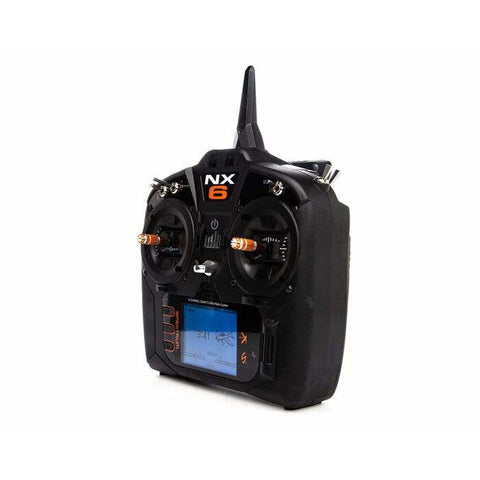 Image of SPEKTRUM NX6 6-Channel DSM-X Transmitter Only, Mode 1