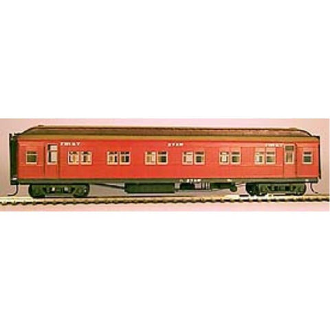 STEAM ERA MODELS HO - AW First Class Passenger Car - Requir