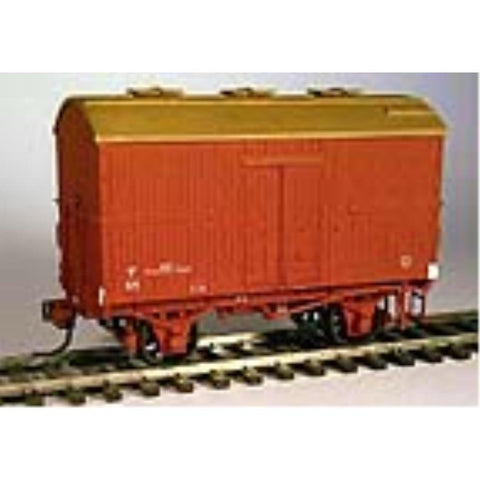 STEAM ERA MODELS HO - R6 VIC T Van 10ft 6