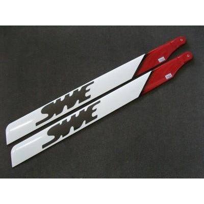 Image of SWE Carbon Fibre SYM Rotor Blades 690mm