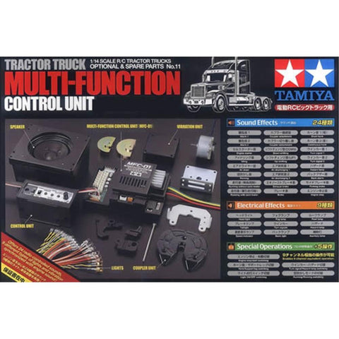 Image of TAMIYA Multi Function Control Unit MFC-01 USA