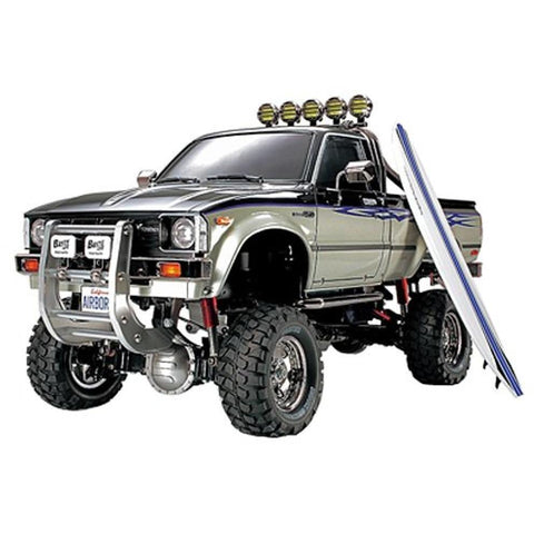 TAMIYA Toyota Hilux High Lift 1/10 RC Truck Kit