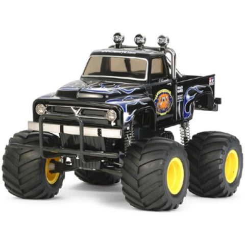 TAMIYA PUMPKIN BLACK EDITION