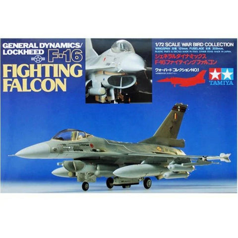 TAMIYA F-16 FIGHTING FALCON