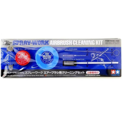 TAMIYA SW AIRBRUSH CLEANING KIT