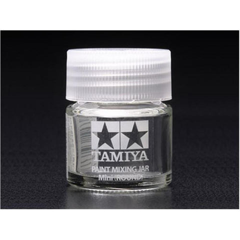 TAMIYA PAINT MIXING JAR MINI(ROUND)