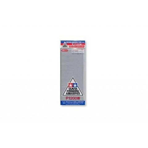 TAMIYA FINISHING ABRASIVES P1200 *3