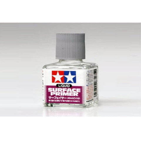 TAMIYA LIQUID SURFACE PRIMER (40ML)